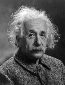 به معروفیت آلبرت انیشتین