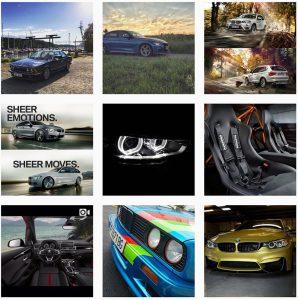 اینستاگرام BMW