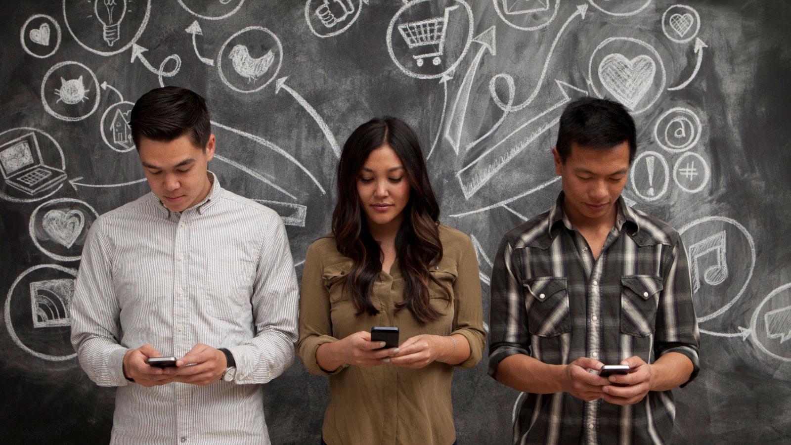 تکنیک های شبکه های اجتماعی