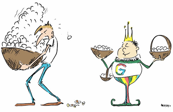 حساب گوگل ادوردز شما بسته شد! خدا نگهدار :)