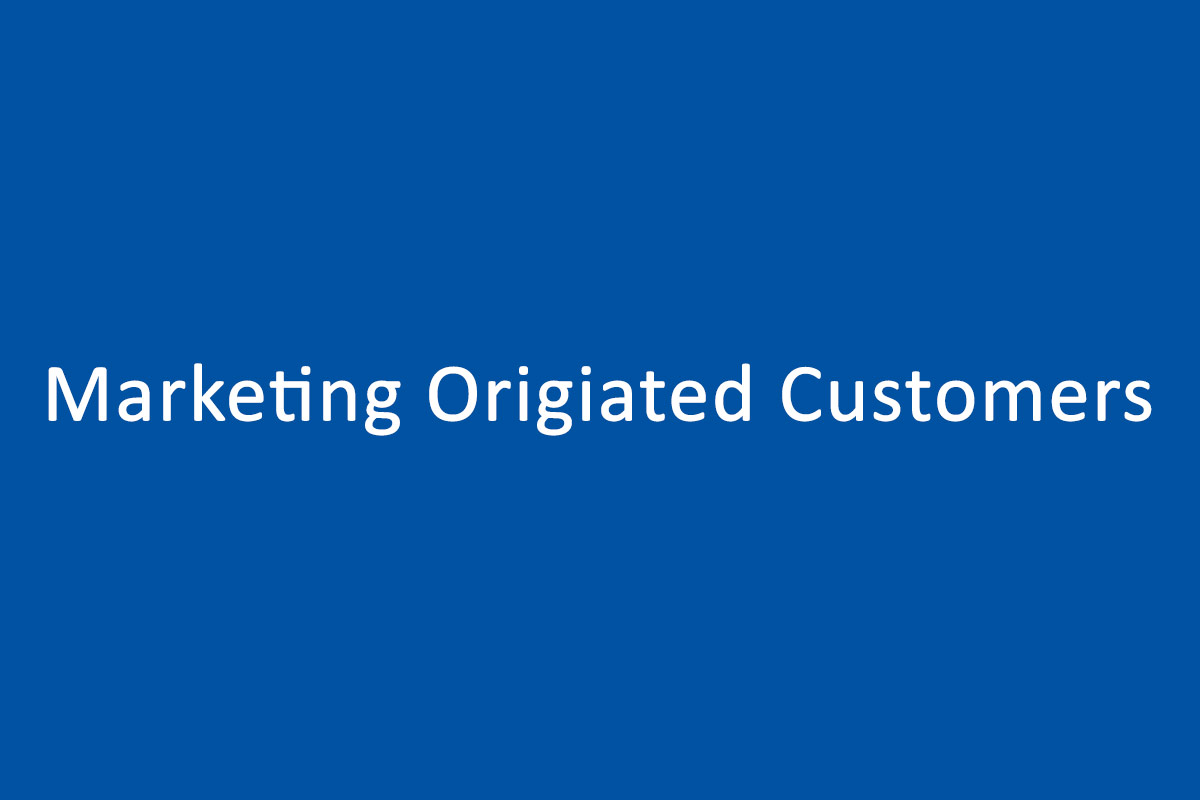 marketing orginal customers
