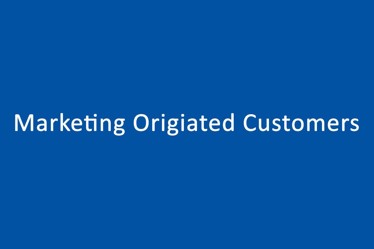 marketing orginal customers