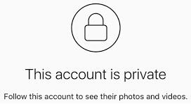 رسانه های اجتماعی خصوصی هستند.